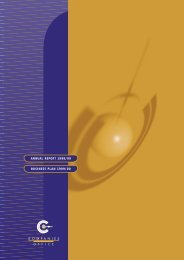 Annual Report and Business Plan 1999-2000 - Business.govt.nz