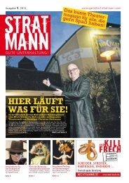 finden Sie die Stratmann-Theaterzeitung 1-2012 - Mondpalast