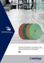 Nilfisk-Advance Diamond Line Pads