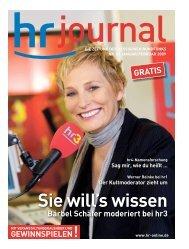 Sie will's wissen - Hessischer Rundfunk