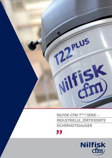 industrielle, zertifizierte sicherheitssauger - Nilfisk-CFM