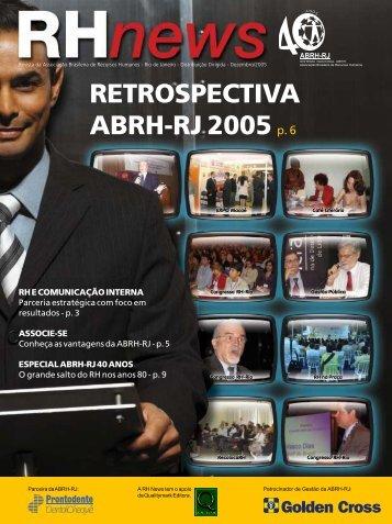 Dezembro/2005 - ABRH-RJ