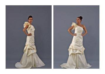 Brautkleid Modell 1715 - Nina Brautmoden