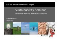 Sustainability Seminar Introduction (3MB) - PM Group