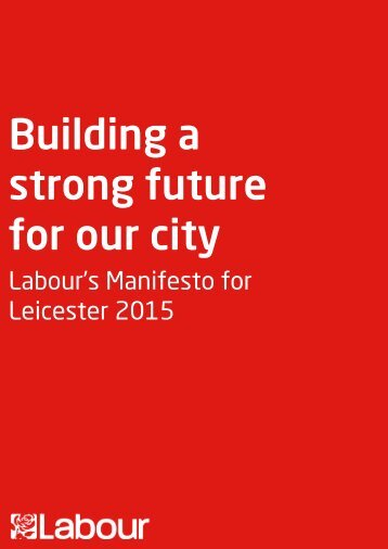 Leicester-Labour-Manifesto-2015