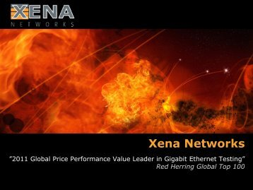 Xena Networks - Mimetrix Technologies