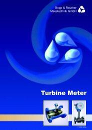 Turbine Meter - ODS-instrumentatie NL