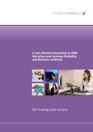 SIP Trunking voice services - RHM Telecommunications