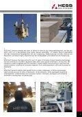 Kalksandstein / Sand-lime brick / Silikaty - HESS Group - Page 5