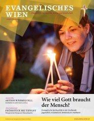 Ausgabe 04/2010 - Evangelische Kirche Wien