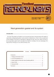 Next-generation gasket and its system