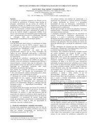 serviço de controlo de conferencias baseado no cor... - ResearchGate