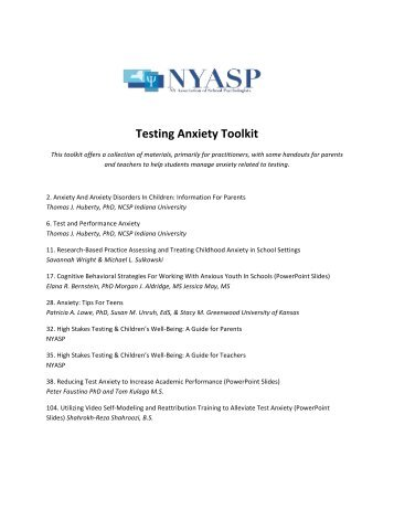 Psychological Musings