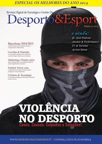 Desporto&Esport - ed. 4 Plus