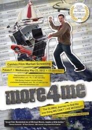 cannes Film Market Screening - More 4 Me