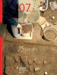 2007 Annual Report - Pointe-à-Callière