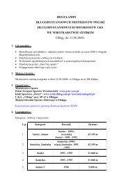 Regulamin M P 2008 do pobrania w pliku.pdf - Klub Sportowy Orzeł