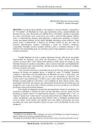 """o espelho"": teoria machadiana da alma humana - Revista Mundo ..."