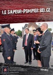 Le Sapeur-Pompier belge - Fédération Royale des Corps de ...