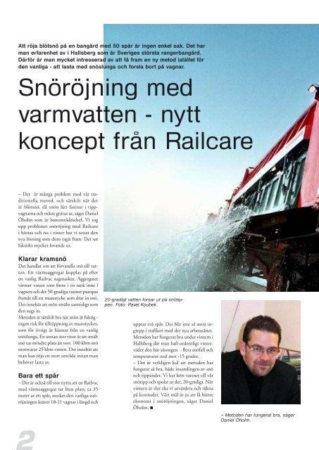 Railcarenytt 2004 (SWE)