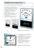 7-Segment-LCD / Zeit- und Temperaturanzeigen - NIS time - Seite 6