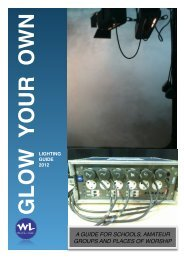 Glow Your Own 1 - White Light