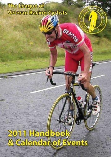 2011 Handbook & Calendar of Events - LVRC