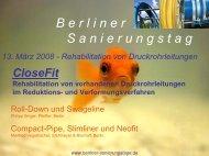 CO2 - Berliner Sanierungstage