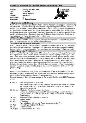 Link GV-Protokoll März 2009 (PDF)