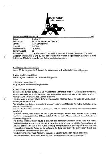 Link GV-Protokoll März 1991 (PDF)