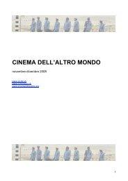 altro_mondo - Circolo del Cinema di Bellinzona