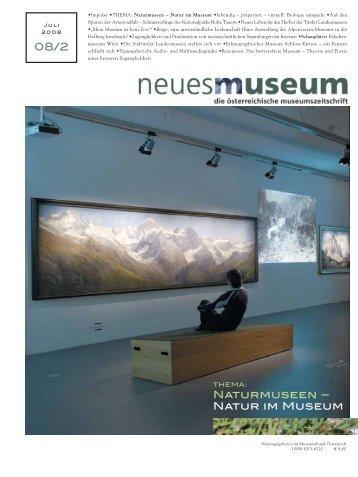Natur im Museum - Oberösterreichische Landesmuseen