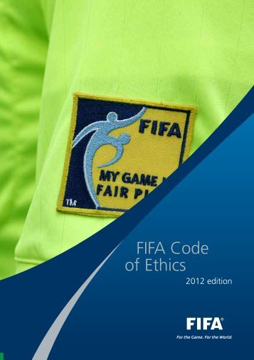 FIFA Code of Ethics - FIFA.com