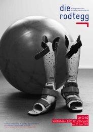Leitbild - die rodtegg Stiftung für Menschen mit körperlicher ...
