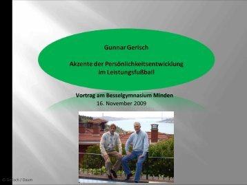 GERISCH / DAUM - Besselgymnasium