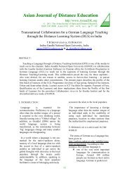 Transnational Collaboration for a German Language Course in India