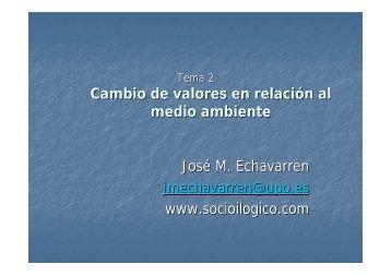 Tema 2 - Socioilógico