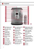 CafeRomatica Fully automatic coffee centre Operating ... - Nivona - Page 3