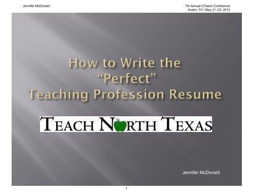 Download presentation - The UTeach Institute