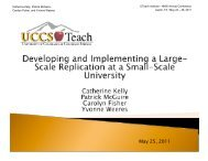 Kelly_Developing and Implementing a Large-Scale Replication at a ...