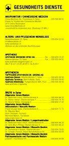 Infomerkblatt Spiez und Umgebung - Seite 3