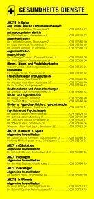 Infomerkblatt Spiez und Umgebung - Seite 4