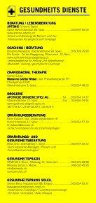 Infomerkblatt Spiez und Umgebung - Seite 5