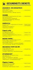 Infomerkblatt Spiez und Umgebung - Seite 6