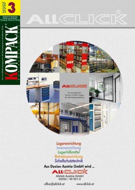 Magazin für Verpackung - Umwelt und Gemeinde ... - Kompack