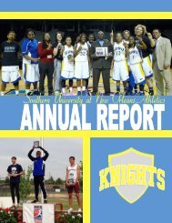 2012-13 Annual Report - Southern University New Orleans