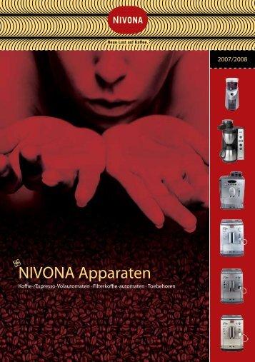 NIVONA Apparaten