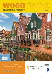 House for Sale Makelaars Woonnieuws #4 Mei