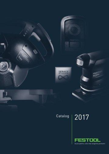 Catalog Festool 2017
