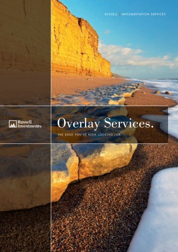 Overlay Services. - Russell Investments